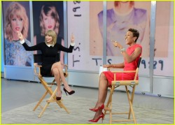 Taylor Swift - At Good Morning America in New York City 10/27/14