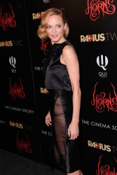 Heather Graham - 'Horns' Premiere in NYC 10/27/14
