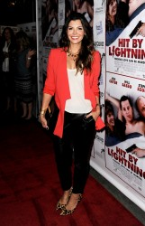 "Ali Landry - ""Hit By Lightning"" premiere in Los Angeles 10/27/14"