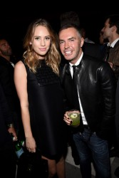 Dylan Penn - Dsquared2 Celebrates First Boutique in LA 10/28/14