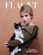 Emma Roberts - Flaunt magazine Nov. 2014