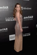 Lea Michele - 2014 amfAR LA Inspiration Gala in Hollywood 10/29/14