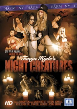 Tanya Hydes Night Creatures Cover