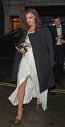 Keira Knightley Seen at Mario Testino 60th birthday party October 29-2014 x35