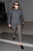Emma Watson - LAX Airport 10/31/14