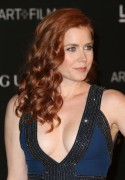 Amy Adams - LACMA Art + Film Gala in Los Angeles 01-11-2014