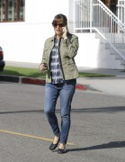 Jennifer Garner Out and about in Santa Monica October 31-2014 x30