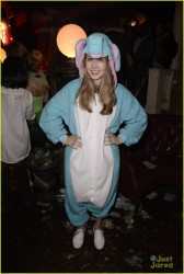 Taissa Farmiga - at Just Jared Freak Show Halloween bash 31th oct 2014