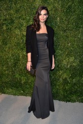 Emily Ratajkowski - 11th Annual CFDA/Vogue Fashion Fund Awards in NYC 11/3/14