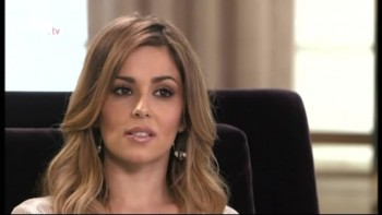 Cheryl Cole - Chart Show Chat 7th July 2014 576p