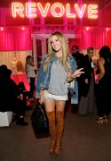 Ashley Tisdale - REVOLVE Pop-Up Launch Party 11/04/14