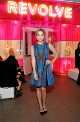 Ashley Benson - REVOLVE Pop-Up Launch Party in LA 11/4/14
