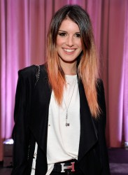 Shenae Grimes - REVOLVE Pop-Up Launch Party in LA 11/4/14
