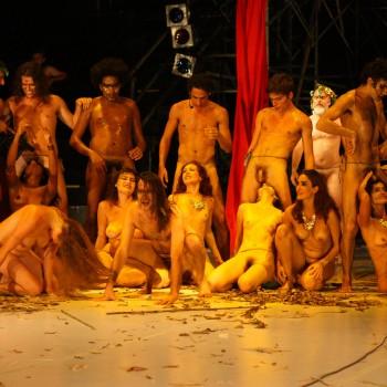 голый театр фото видео