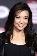 Ming-Na Wen - Big Hero 6 in Hollywood 04-11-2014