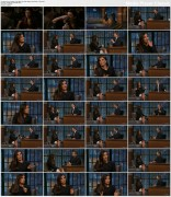Eva Longoria @ Late Night with Seth Meyers   November 6 2014
