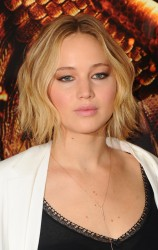 Jennifer Lawrence The Hunger Games Mockingjay Part I Photocall in London 11/9/14 5