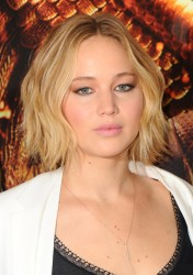 Jennifer Lawrence The Hunger Games Mockingjay Part I Photocall in London 11/9/14 4