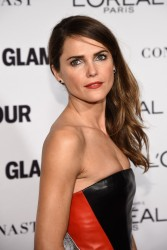 Keri Russell - Glamour Honors the Women of the Year in NYC 11/10/14