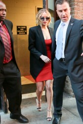 Jennifer Lawrence Seen in New York City 11/12/2014 2