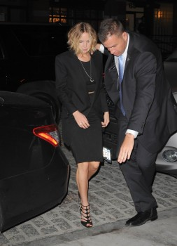 Jennifer Lawrence Going to Dinner in NYC 11/12/14 2