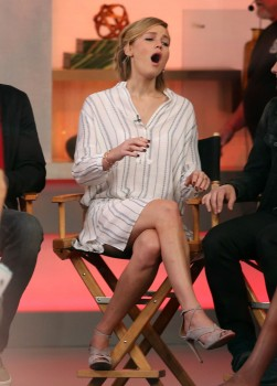 Jennifer Lawrence 'Good Morning America' in NYC 11/13/14 10