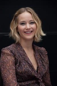 Jennifer Lawrence The Hunger Games Mockingjay 1