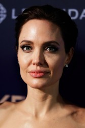 Angelina Jolie arrives at the world premiere of Unbroken at the State Theatre in Sydney, Australia on November 17, 2014.