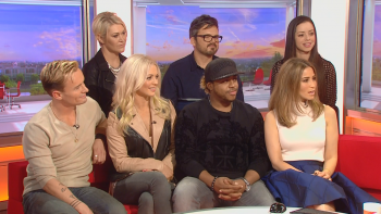 S Club 7 - BBC Breakfast 18th November 2014 1080p