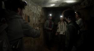 2014年 地下墓穴 忐忑 巴黎地下坟场 [带有一点新意的伪纪录片形式的恐怖片]的图片