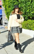 Kelly Brook - Sexy Legs - Skirt - Out Shopping - Nov 19 2014