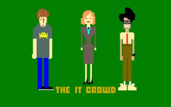 IT Crowd - Stagione 1 (2007) [Completa] SATRip mp3 ITA