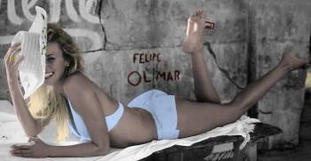 Niki Taylor - Colored Picture (Bikini) - x 1