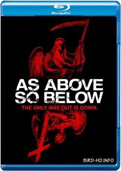 As Above, So Below 2014 m720p BluRay x264-BiRD