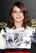 Lizzy Caplan - HFPA & InStyle Celebrate The 2015 Golden Globe Award Season in West Hollywood 11/20/14
