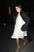 Keira Knightley leaves a downtown hotel in NYC November 18-2014 x54