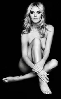 Heidi Klum Latex
