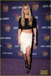 Gigi Hadid - 2014 Just Jared's Homecoming Dance in LA 11/20/14