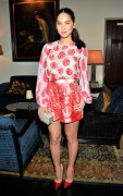 Olivia Munn - MAC and Vogue celebrate Giambattista Valli