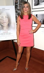 "Jennifer Aniston - 2014 Variety Screening Series - ""Cake"" Screening in Hollywood 11/21/14"