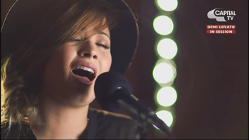 Demi Lovato - Capital TV In Session 10th June 2014 576p