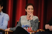 Emily Blunt - Into the Woods Q&A in NY November 22-2014 x6