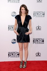 Lauren Cohan - 2014 American Music Awards in LA 11/23/14