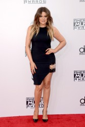 Khloe Kardashian - 2014 American Music Awards in LA 11/23/14