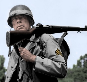 Lee Marvin - Colored Picture - x 1