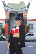 Bai Ling Her Red Hot Hollywood Holiday Photo Shoot in Hollywood November  28-2014 x50