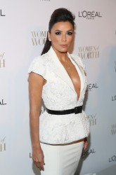 Eva Longoria - L'Oreal Paris' Ninth Annual Women Of Worth Celebration in NYC 12/2/14