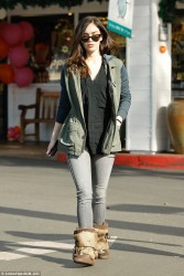 Megan Fox - At the Beverly Glenn Mall in LA 12/4/14