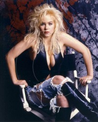 Christina Applegate - Sexy Photoshoot By Dick Zimmerman in 1988
