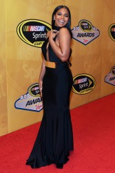 Ashanti - Nascar Sprint Cup Series Awards in Las Vegas 12/5/14